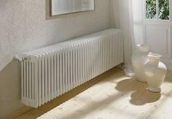 Алюминиевые радиаторы отопления: размеры секции для больших и малых комнат