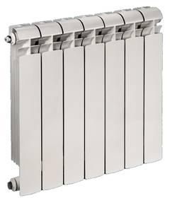 Алюминиевые радиаторы отопления: технические характеристики трех их видов