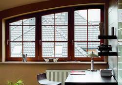 Большие окна и двери в квартире
