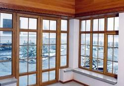 Деревянные окна – характеристики натурального материала
