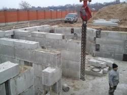 Дом из бетонных блоков: плюсы и минусы