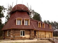 Дома из дерева: островок здоровья и благополучия современной семьи