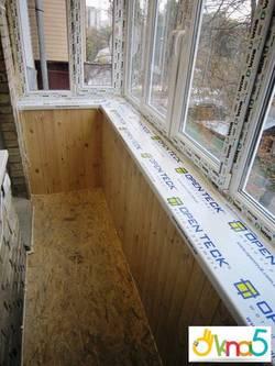 Г-образный балкон. Практичные способы обустройства.