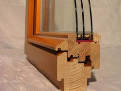 Изготовление деревянных стеклопакетов
