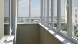 Какие выбрать окна на лоджию