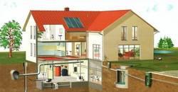 Канализация в частном доме: материал для труб