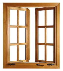 Купил дешево деревянные окна — мой отзыв