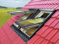 Мансардные окна – принципы монтажа