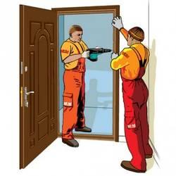 Металлическая дверь в квартире: подбор подходящей, установка, важные моменты