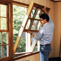 Монтаж деревянных окон самостоятельно — дело нетрудное, но тонкое