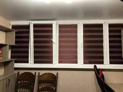 Оформление интерьера: жалюзи или рулонные шторы?