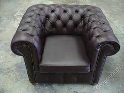 Особенности ремонта кожаной мебели