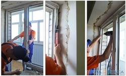 Особенности установки пластиковых окон на балконе