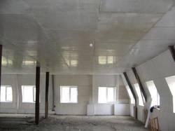 Отделываем большую комнату стекломагнезитовым листом