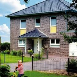 Отделка фасадов: клинкерный кирпич и его характеристики