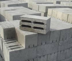 Пескобетонные блоки: область применения
