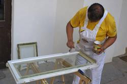 Преимущества реставрации старых деревянных окон