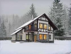 Привлекательность строительства загородных домов для населения