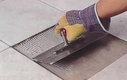 Шпатель зубчатый для плитки: 4 основных варианта