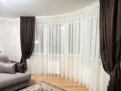Шторы для гостиной – выбор и сочетание с интерьером