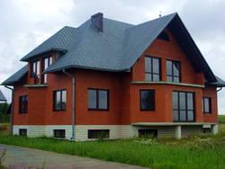 Современный кирпич для строительства домов: элитный «Мерседес» и гремящая подвода