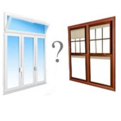 Сравниваем пластиковые и деревянные окна