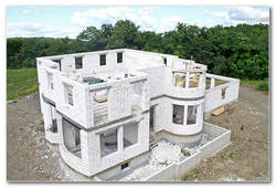 Строим дом из газобетона: все продумали – и начали!