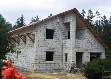 Газобетон - популярный строительный материал