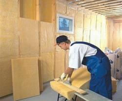 Утеплители для стен деревянного дома: немного знаний о теплопередаче не повредит