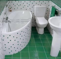 Варианты укладки плитки в ванной комнате: четыре основных и 1 вспомогательный