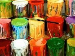 Выбор краски для строительных работ