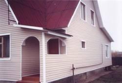 Виды сайдинга для обшивки дома: виниловый и деревянный вариант