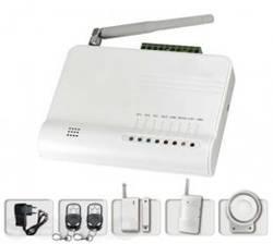 Беспроводная GSM сигнализация для дома
