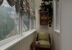 Что делать с узким балконом?
