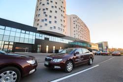 Crowne Plaza St.Petersburg Airport – идеальный отель для деловых туристов