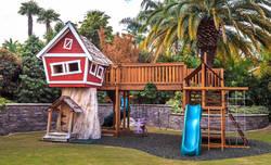 Детская игровая площадка: идеи, материалы, схемы, реализация, оформление