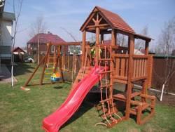Детская площадка своими руами