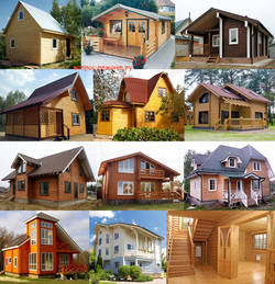 Дом из бруса: как построить, можно ли своими руками, технология, проект, стоимость