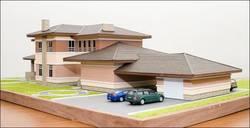 Домашняя парковка, или территория с парковочными столбиками