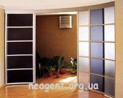 Дверь-купе как один из самых практичных вариантов межкомнатной двери