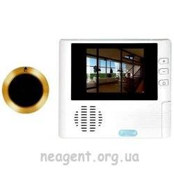 Дверной видеоглазок – гарант безопасности