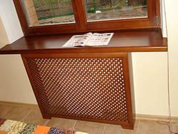 Эффективный экран для радиатора отопления: дизайн, физика, конструкция