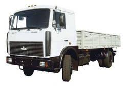 Где в строительстве применяют бортовые грузовые автомобили?