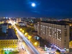 Гостиницы Екатеринбурга