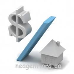 Ипотечные кредиты растут, а цена недвижимости, в том числе и аренда посуточно в Киеве, падает