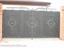Качественные кованые ворота от metalwork.kiev.ua
