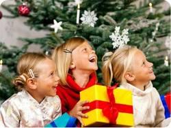 Как облагородить детскую площадку к Новому году