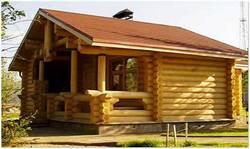Как построить баню на даче своими руками: начальный этап