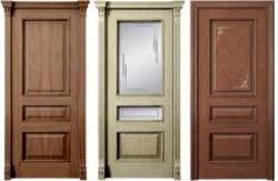Как выбрать двери в квартиру. Двери Рада и Александрийские