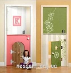 Как выбрать межкомнатные двери в детскую
